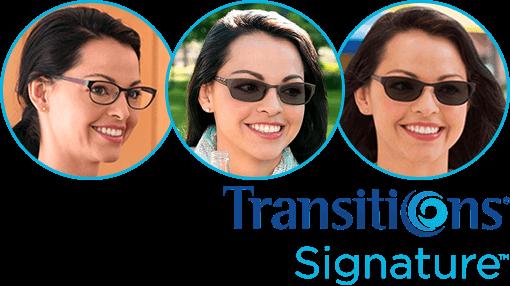 Lentes Transitions Signature